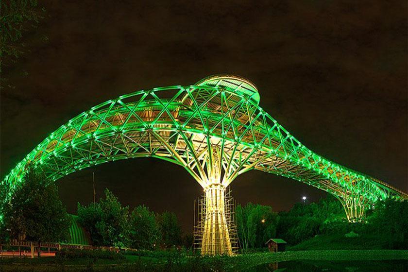 تهران، یکی از شهرهای جذاب دنیا