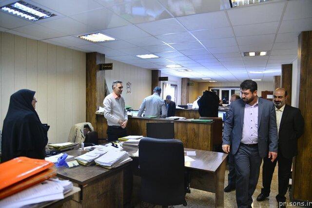 فضای کارگاهی زندان ها در فارس بزودی توسعه می یابد