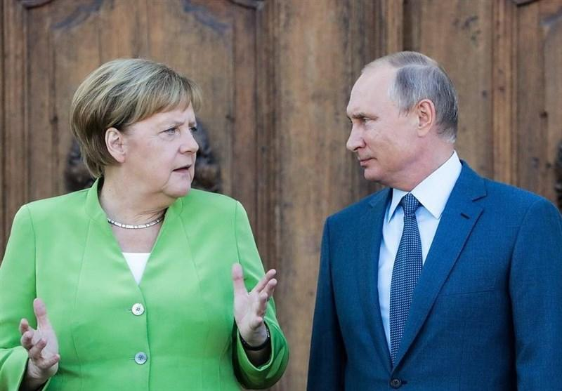 لیبی، اوکراین و سوریه؛ موضوع مذاکرات تلفنی پوتین و مرکل