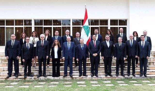 بخش مهمی از مسائل لبنان منشأ خارجی دارد، دولت جدید، تکنوکرات است