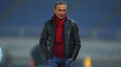 یحیی گل محمدی در باشگاه پرسپولیس حضور یافت