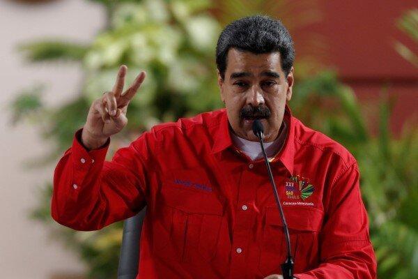توضیحات مادورو درباره زمان بازداشت گوایدو