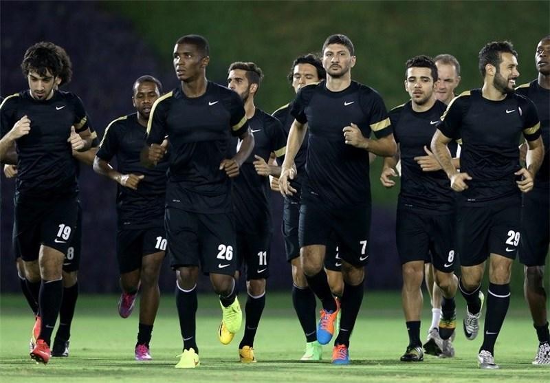 تمرینات بدنسازی تیم ملی فوتبال قطر زیر نظر سانچز