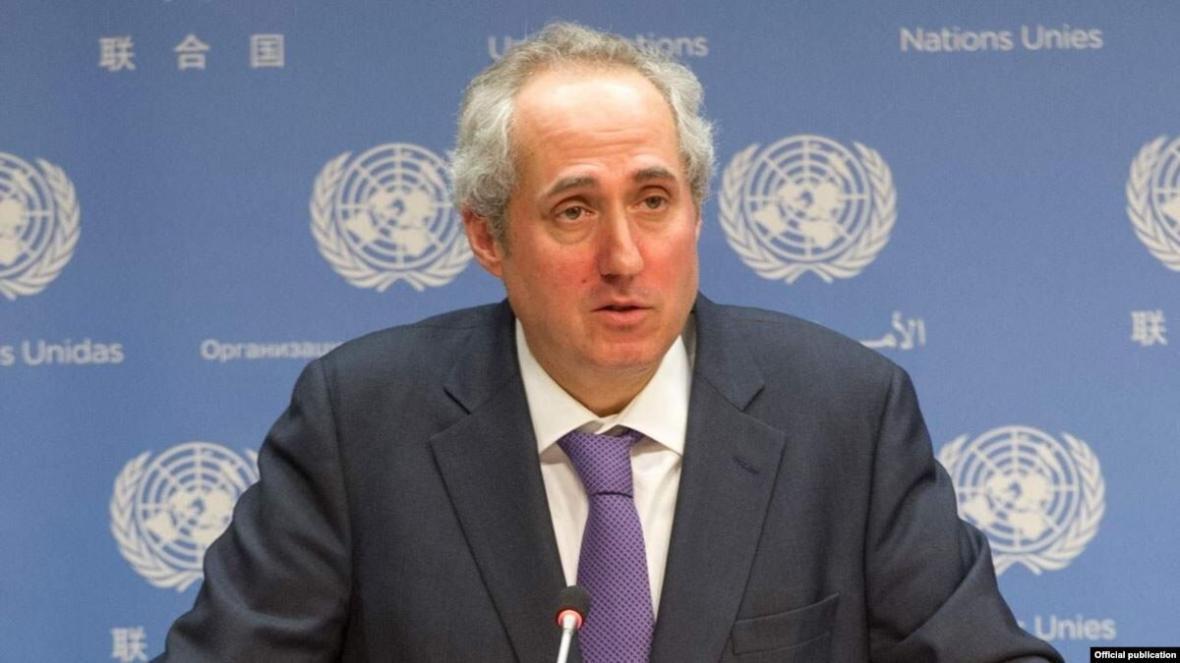 خبرنگاران سازمان ملل بر ضرورت لغو تحریم کشورها برای مبارزه با کرونا تأکید کرد