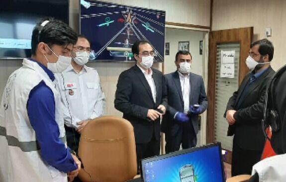 خبرنگاران شروع اجرای پلاسما درمانی بیماران کرونایی در استان اردبیل