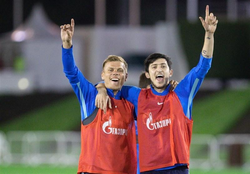پانوف: سردار آزمون بهتر از کوکورین و بهترین مهاجم فوتبال روسیه است