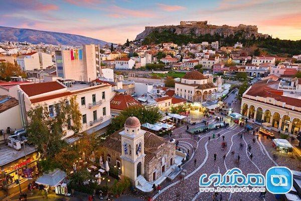 اعلام ممنوع شدن ورود بعضی گردشگران به یونان