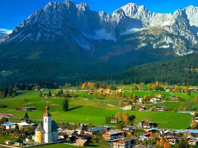 راهنمای سفر به سوئیس