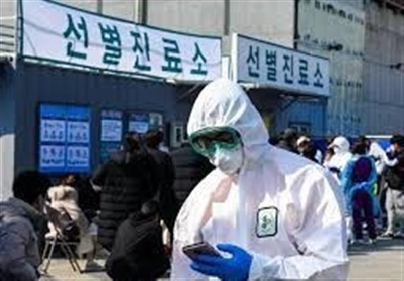 10 مورد ابتلابه کرونا در کره جنوبی، هیچ مرگ و میری گزارش نشد