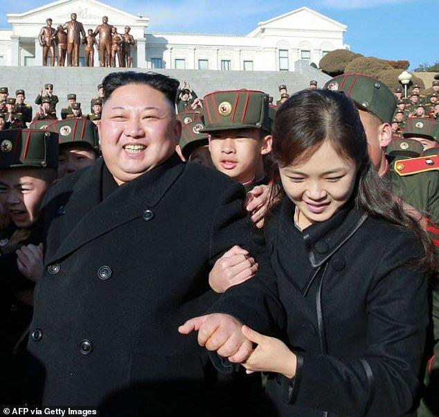 ادعاهای کتابی جدید درباره کیم جونگ اون و همسرش