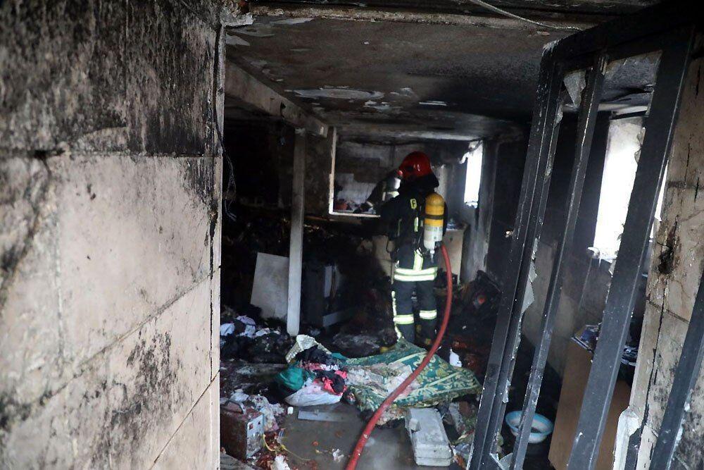خبرنگاران وقوع انفجار در منزلی مسکونی در مشهد