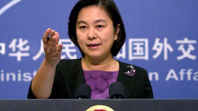 پکن: دشمن آمریکا کروناست نه چین