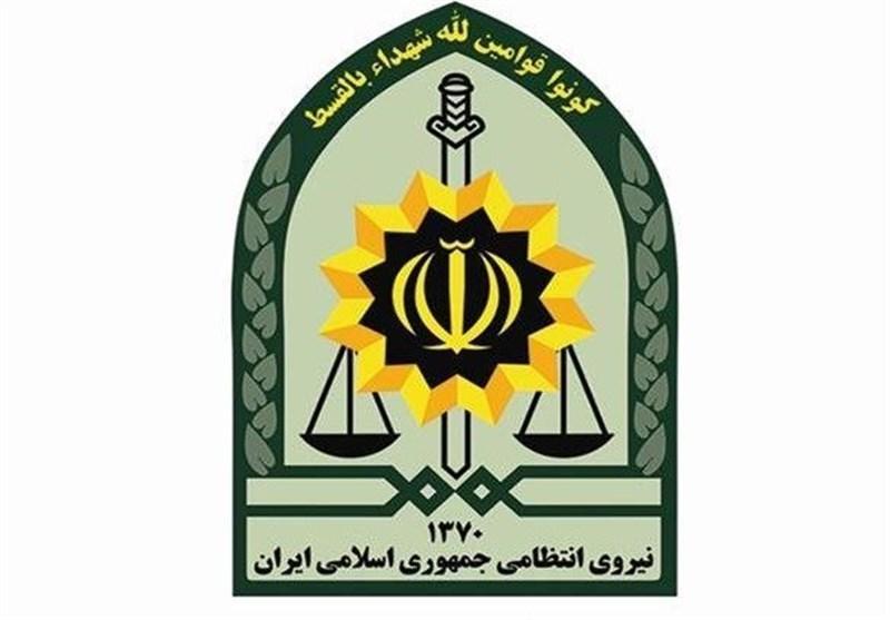 پیام تسلیت نیروی انتظامی به مناسبت شهادت دریادلان ارتش