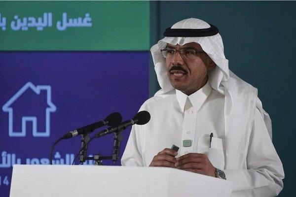 شمار مبتلایان به کرونا در عربستان به 44830 نفر رسید
