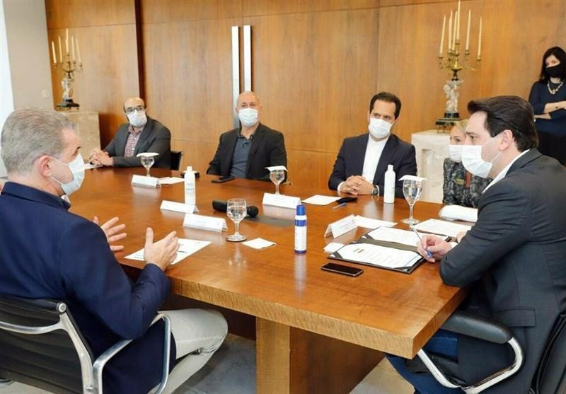 سفیر ایران: آمادگی تهران برای متنوع سازی روابط مالی با ایالات پارانای برزیل