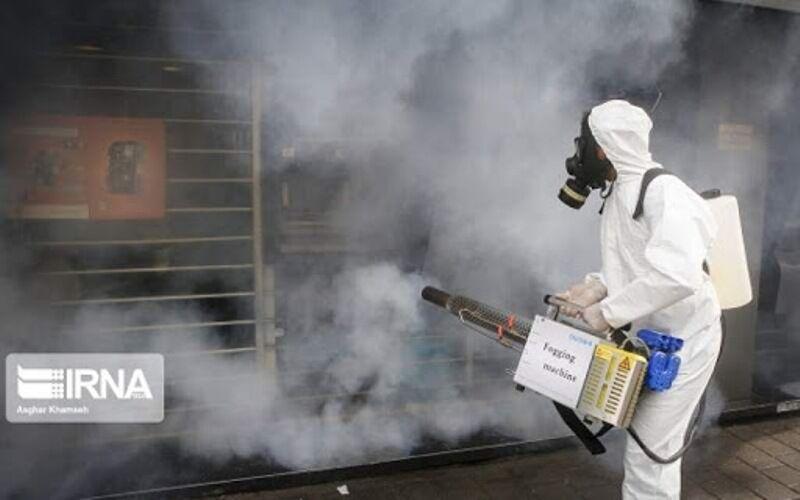 خبرنگاران استفاده بیش از 61 هزار لیتر مایع ضدعفونی در دزفول