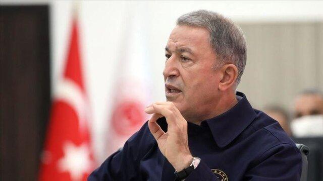 ترکیه: از زمان شروع عملیات شمال عراق 700 موضع پ.ک.ک را هدف قرار داده ایم