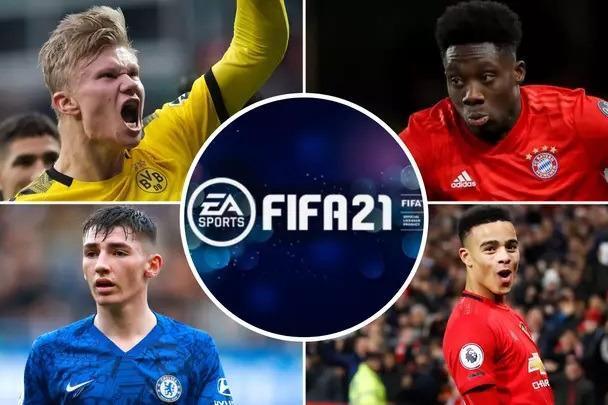 کدام بازیکنان در فیفا 21 پیشرفت کرده اند؟
