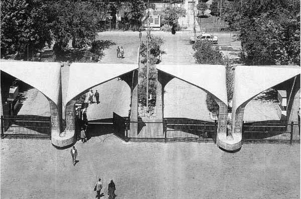 دانشگاه تهران، اولین اونیورسیته در ایران