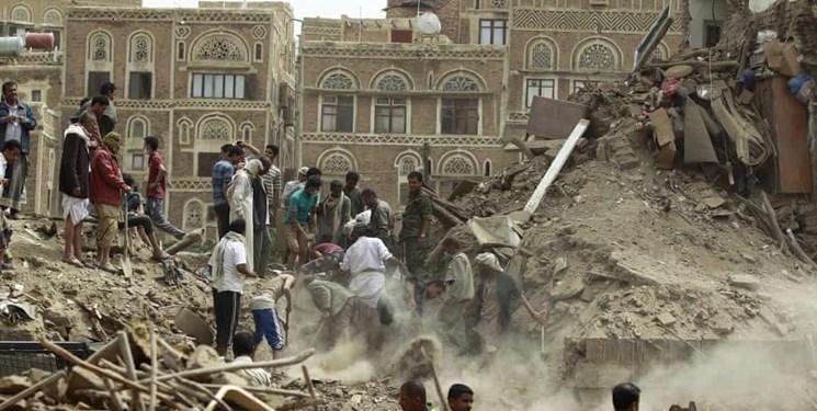 دستکم 5 غیرنظامی در حمله هوایی سعودی به البیضاء یمن کشته شدند