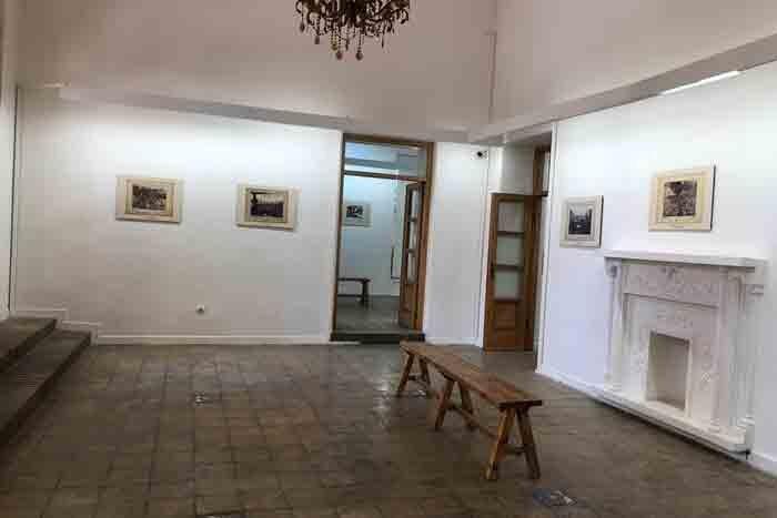 نمایشگاه عکس کاروان در باغ موزه هنر ایرانی