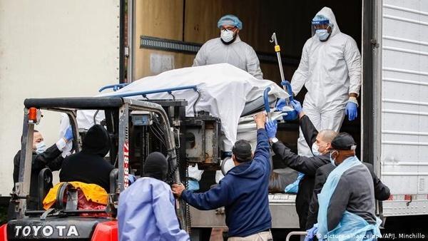 تعداد مبتلایان به کرونا به مرز 13 و نیم میلیون نفر رسید، مرگ 140 هزار نفر در آمریکا