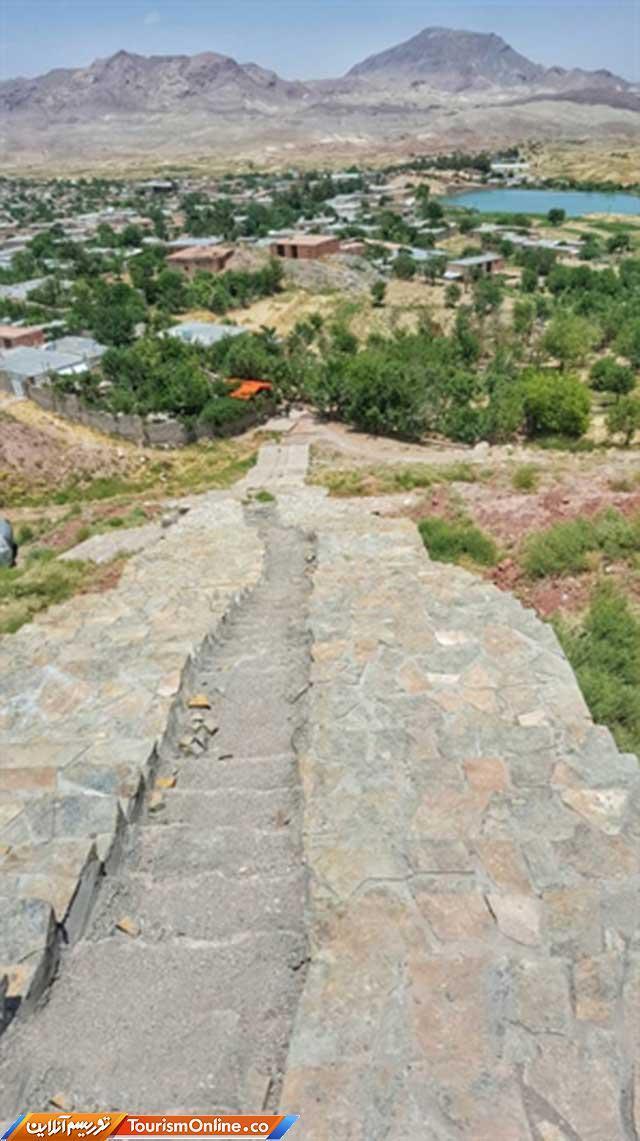 اتمام عملیات اجرایی طرح گردشگری روستای بیهود در خراسان جنوبی