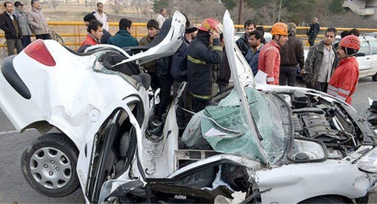 خبرنگاران انجام 2 عملیات حوادث منجر به فوت توسط آتش نشانی شهرداری خرم آباد