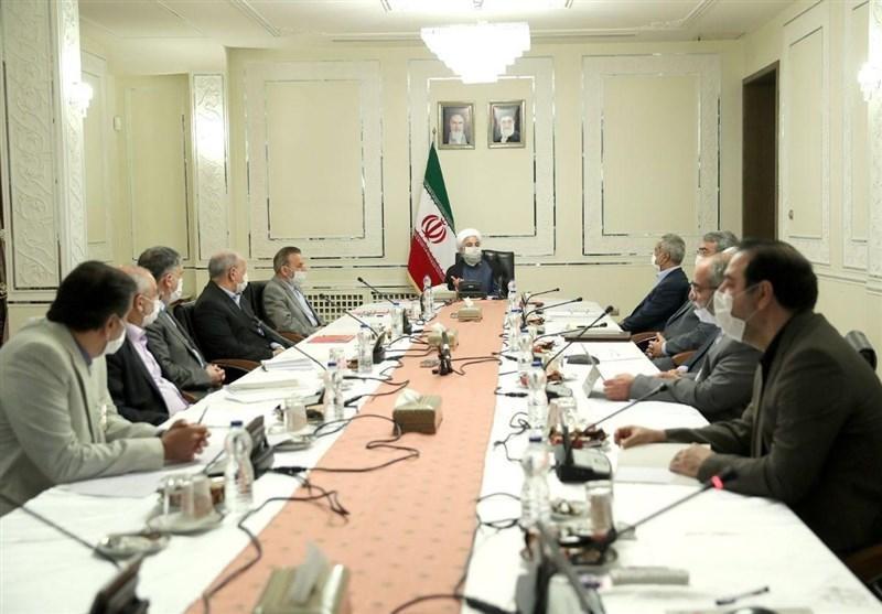 روحانی: ضمانت های اجرای پروتکل های بهداشتی ابلاغ شده است