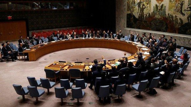 آغاز رای گیری شورای امنیت درباره پیش نویس قطعنامه ضد ایرانی آمریکا