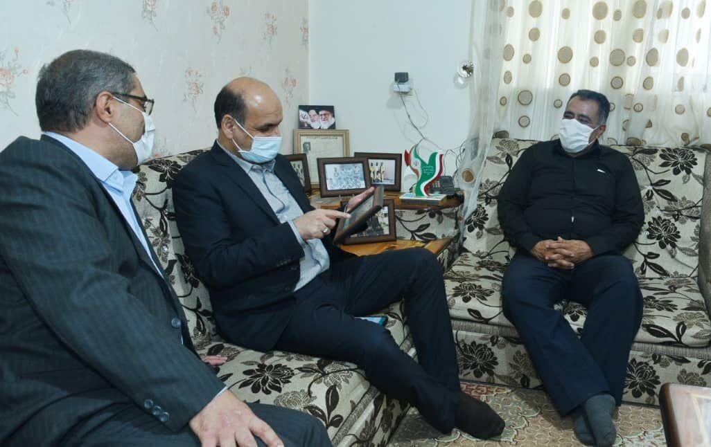 خبرنگاران تقدیر استاندار گلستان از جانفشانی آزادگان