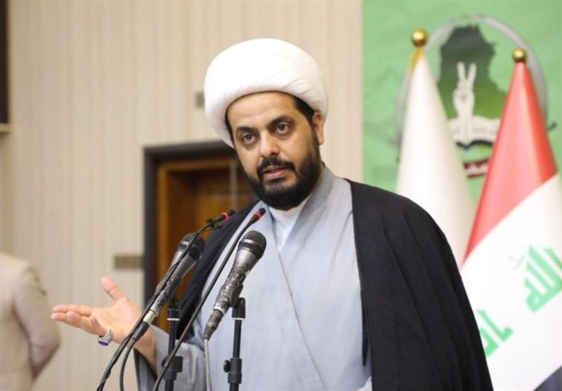 عراق، قیس الخزعلی خبرداد: برنامه آمریکا برای گسترش فساد اخلاقی در عراق