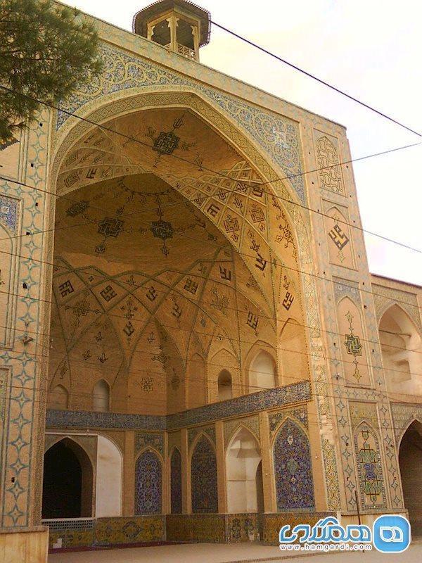 مسجد سلطانی سمنان؛ یادگار باشکوه عصر قاجار در ایران