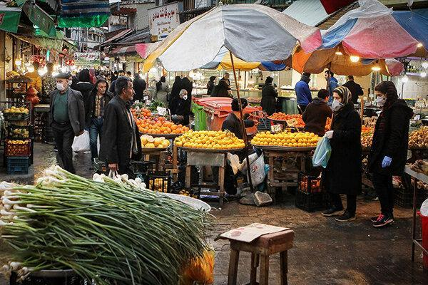 قیمت 10 محصول پرمصرف میادین میوه و تره بار تهران