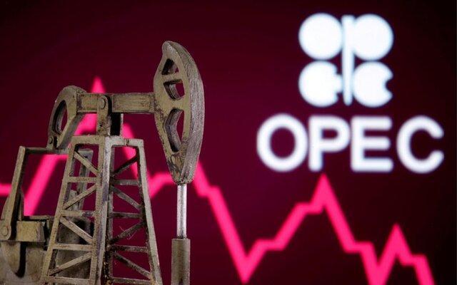 اوپک تقاضای کمتری برای نفت پیش بینی کرد