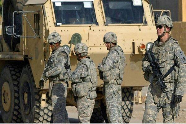 کاروان حامل تجهیزات ائتلاف آمریکایی در عراق هدف قرار گرفت