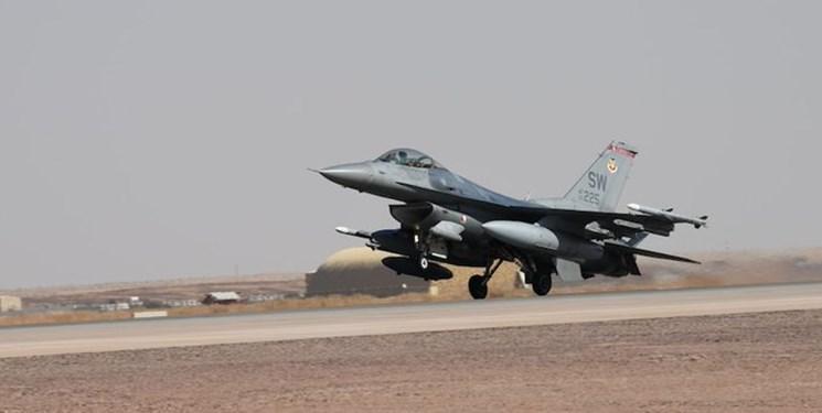 استقرار جنگنده های اف-16 آمریکا درعربستان