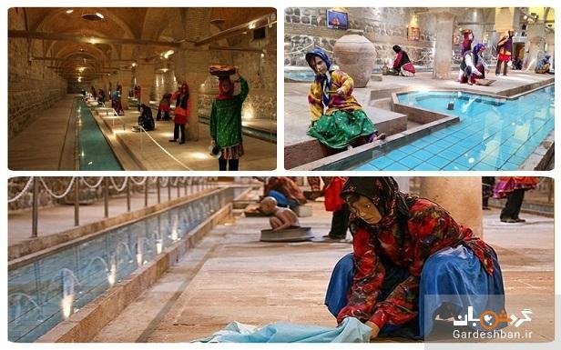 موزه رختشویخانه؛ موزه مردم شناسی زنجان، عکس