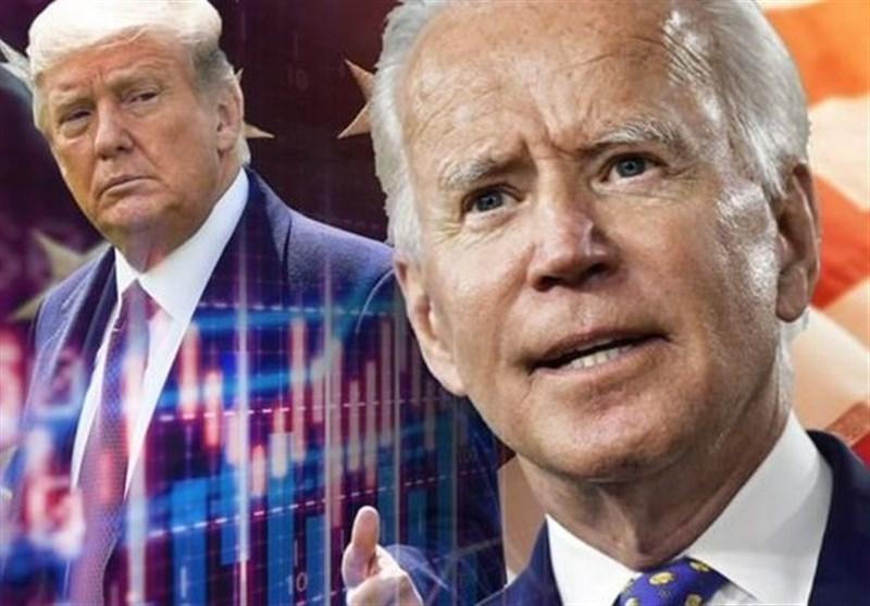 پیشتازی 7 درصدی بایدن نسبت به ترامپ در پنسیلوانیا