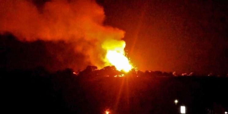 حمله موشکی یمن به نشست فرماندهان ائتلاف سعودی