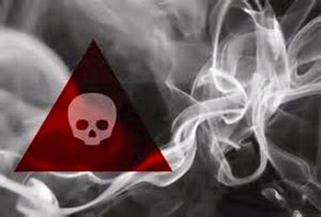 مسمومیت با گاز مونوکسید کربن، 5 مصدوم بر جای گذاشت