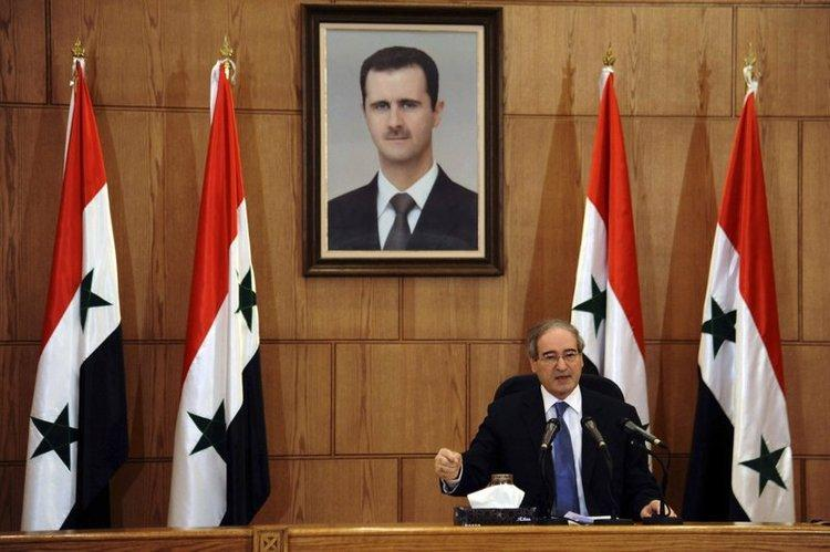 (تصاویر) فیصل مقداد وزیر خارجه سوریه شد