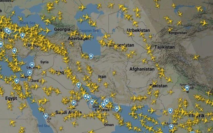 مانور سیاسی ترامپ در آسمان ایران