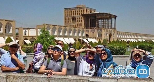 تشریح خدمت و خسارت کرونا به گردشگری ایران