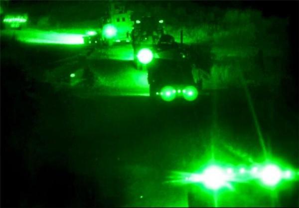 حمله به یک کاروان آمریکایی در استان صلاح الدین عراق