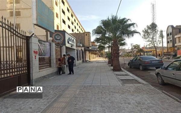 احداث خیابان کامل در 10 معبر پایتخت