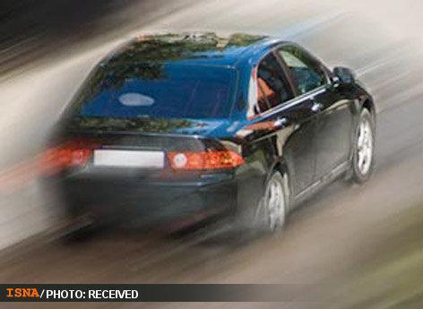 طرح ضربتی برخورد با خودروهای شیشه دودی در ایلام اجرا می گردد