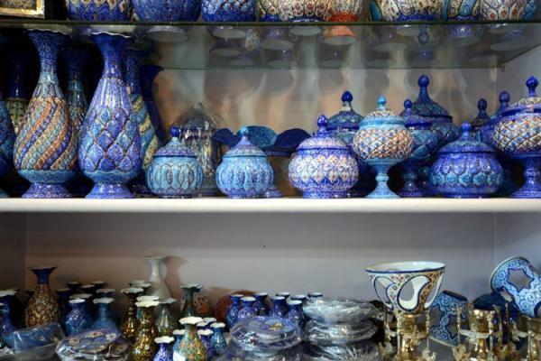 با لغو تحریم ها، آمریکا اصلی ترین مشتری صنایع دستی ایران می گردد