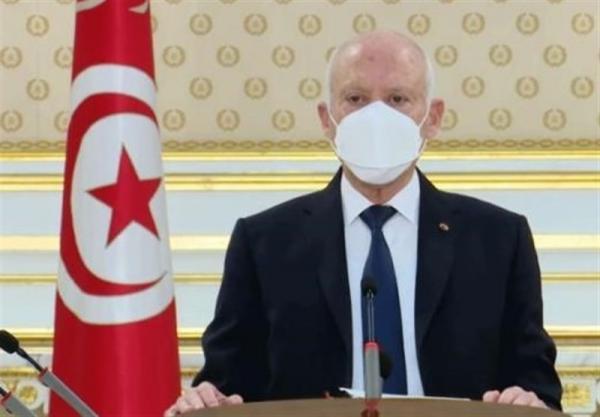 واکنش رسمی قیس سعید به تغییرات در دولت تونس