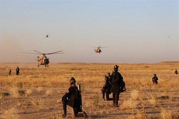 عملیات ضد تروریستی ارتش عراق، بازداشت 4 عنصر تکفیری